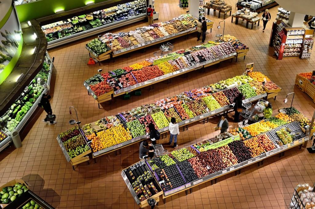 Supermarkets can be overwhelming. Come prepared