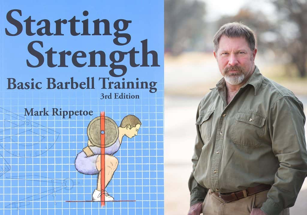 starting strength top fitness books