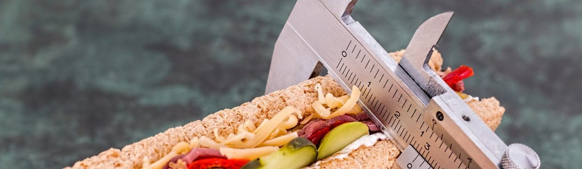 Building a Diet Plan: #1 Calories