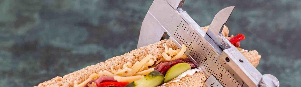 Building a Diet Plan: #1 Calories